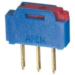 Apem NK236 Slide Switch with Flush Actuator