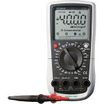 Voltcraft VC250 Green Line Digital Multimeter 2000 Counts CAT III…