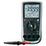 Voltcraft VC270 Green Line Digital Multimeter 4000 counts CAT III 600V