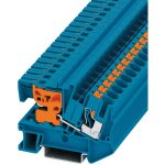 Phoenix Contact 3213967 N Disconnect Terminal Block 8.2mm Blue