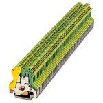 Phoenix Contact 0443065 Din Rail Terminal Block Screw 15.2mm Yello…