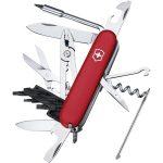 Victorinox 1.7725.T CyberTool 34 Swiss Army Knife
