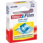 tesa 57910 Film Double Sided Adhesive Tape Transparent 12mm x 7.5m