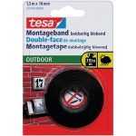 tesa 55750 Outdoor Double Sided Tape 19mm x 1.5m