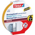 tesa 55741 Extra Strong Double Sided Tape 19mm x 5m