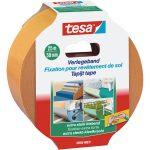 tesa 05686 Extra Strong Carpet Tape 50mm x 25m