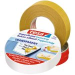 tesa 05338 Double Sided Tape – Transparent 15mm x 10m