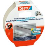 tesa 55587 Anti Slip Tape – Transparent – 25mm x 5m