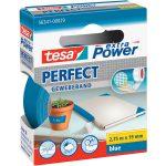 tesa 56341 Extra Power Fabric Tape – Blue – 19mm x 2.75m