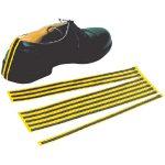 BJZ C-199 2151 Disposable Heel Grounders – Pack Of 10