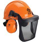 3M XA007707350 Peltor Forestry Helmet G3000M and 5B Polyamide Visor…