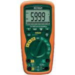 Extech EX520 Digital Multimeter 6000 Counts CATIV 600V CATIII 1000V