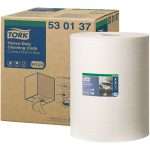 Tork 530137 Heavy-Duty Cleaning Cloth – W 1/2/3 System – 1 Roll Of 280