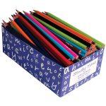 RVFM Economy Coloured Pencils Class Pack of 144
