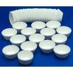 RVFM White Cake Cases – Pack of 1000