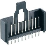 Lumberg 2,5 MSF 10 2.5 Minimodul Pin Header 2.5mm Pitch Locking
