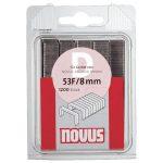 NOVUS 042-0385 Type 11 11/8 Flat Wire Staple 10.6mm 8mm Pack Of 1200