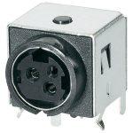 BKL 0212003 DC Power Connector Socket Horizontal 3-poles 7.5A