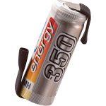 Conrad Energy 206607 NiMH Battery 2/3 AAA Single Cell 1.2V 350mAh …