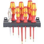 Wera 05006147001 160I/7 VDE Kraftform Plus LaserTip Screwdriver Set