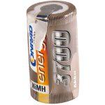 Conrad Energy 206006 NiMH Battery Sub-C-Single Cell 1.2V 3700mAh S…