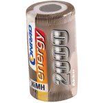 Conrad Energy 206010 NiMH Battery Sub-C-Single Cell 1.2V 2000mAh