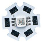 TruOpto OSTCXBTHC1S RGB SMD LED Star 20/30/10lm