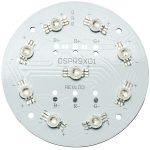 TruOpto OSPR9XT1-TCXBEAC1E RGB Power Module 9x1W Power LED