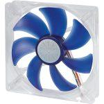 Akasa AK-195-BL Ultra Quiet Fan – 14cm – Emperor Blue