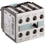 Siemens 3RH1921-1CA10 Auxiliary Switch Block DIN EN50005 1 Closer