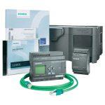 Siemens 6ED1057-3BA00-0AA7 LOGO! Starter kit 12/24 0BA7