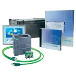 Siemens 6AV6651-7KA01-3AA4 SIMATIC S7-1200+KTP400 Starter Kit