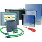 Siemens 6AV6651-7DA01-3AA4 SIMATIC S7-1200+KTP600 Starter Kit CPU …