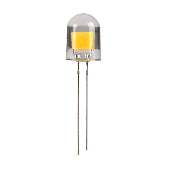 TruOpto OSB5SA5111A-1V 5mm Low Voltage LED 1.2V Blue 8400MCD 15° Water Clear