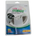Ledex L5622ST 5m White LED Strip IP65 14.4W/m and 12VDC PSU