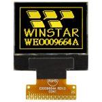 Winstar WEO009664ALPP3N00000 96×64 Yellow OLED Chip On Glass Graph…
