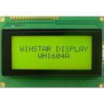 Winstar WH1604A-NYG-JT 16×4 LCD Display Reflective