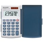 Sharp Pocket Calculator EL-243S
