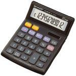 Sharp Desktop Calculator EL-124 A