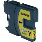 Brother Ink Cartridge Original LC980Y Yellow