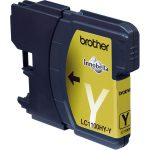Brother Ink Cartridge Original LC1100HYY Yellow