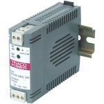 TracoPower TCL 024-105DC DIN Rail DC-DC Converter 5V DC 5A 24W