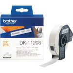 Brother File Folder Labels 17 x 87, 300 PieceS