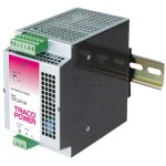 TracoPower TSPC 240-124 DIN Rail Power Supply 24V DC 10A 240W, 1-Phase