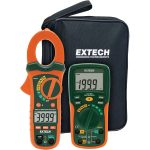 Extech ETK35 Digital Multimeter and Clamp Meter Kit