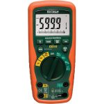 Extech EX510 Digital Multimeter 6000 Counts CAT IV 600V