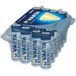 Varta 4103229024 Alkaline AAA 1.5V Battery Pack of 24