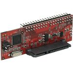 Manhattan 158232 SATA 300 to IDE Converter