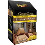 Meguiars G3800 Gold Class Leather Guard System – 354ml