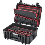 """Knipex 00 21 35 LE Tool Case """"Robust"""" – Empty"""